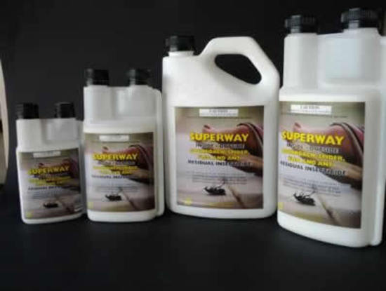 Superway Inside Outside Residual Insecticide