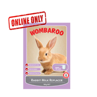 Wombaroo Rabbit Milk Replacer. 180g