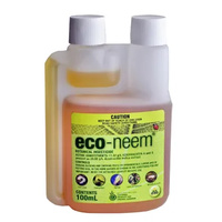 Eco Neem Concentrate. Botanical Insecticide For Gardens