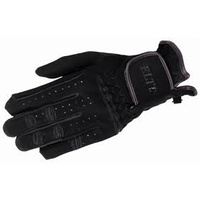 ELT Microfibre Action Gloves. Black Or Navy. Sizes Childs 5-7, Adults XS, S, M, L, XL
