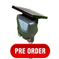 Nemtek Agri 8km Solar Energiser With Internal Battery For Electric Fencing