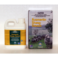 Ausmection Sheep Drench. 1 Litre