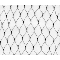 Anti Bird Netting. Black. 4m x 5m