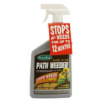 Brunnings Path Weeder. 1 Litre RTU Spray Pack