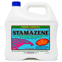 Carbine Chemicals Stamazene. Concentrate Oral Electrolyte Solution For Horses