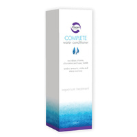 Complete Water Conditioner Aquarium Treatment. 100ml or 200ml. Pisces Laboratories