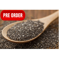 Country Park Herbs Black Chia Seeds. 1kg