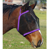 Fly Mask - Economy. Sizes XS, S, M, L, XL