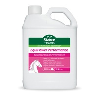 Stance Equitec EquiPower Performance Oil For Horses