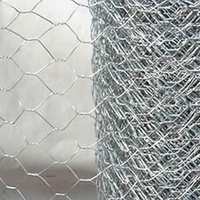 Pre Pack Chicken/Bird Wire Netting. 10 Metre Rolls. 900mm High. 3 Hole Sizes Available