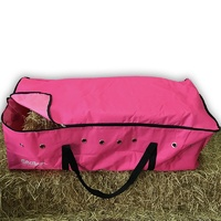 Hay Bale Bag. Available In PINK, RED, BLUE, PURPLE