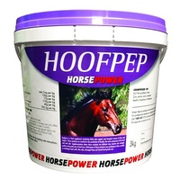 Horsepower Hoofpep 3kg. Hoof Supplement For Horses