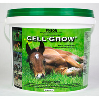 Kohnke's Own Cell Grow. Vitamin & Mineral Supplement For Growing & Breeding Horses