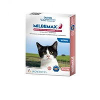 Milbemax All Wormer Tablets For Cats