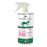 NAS Itchy Scratch Spray For Horses, Cattle & Livestock 500ml