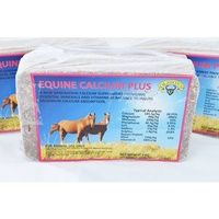 Olssons Equine Calcium Plus Block