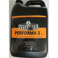 Vitamite Performa 3 Oil. 5 Litre
