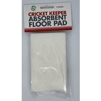 Pisces Cricket Keeper Absorbent Pads 5pack