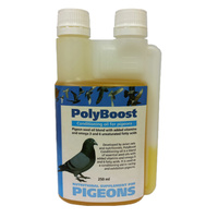 PolyBoost Conditioning Oil For Pigeons 250ml