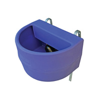 Rapid Plas Equine Fence Drinker 45L With Float