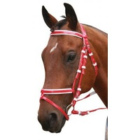PVC HNB Eventing Bridle