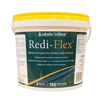 Kohnke's Own Redi-Flex. The New Supplement for Total Joint Health For Horses