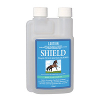 Shield Pour On Fly Repellant. 250ml or 1 Litre
