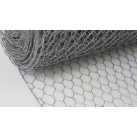 Small Animal Wire Netting Bulk Roll. 50 Metres. 900mm High