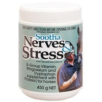 Sootha Nerves And Stress Powder. Calming Supplement For Horses