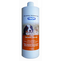 Troy Calcium Syrup For Dogs & Cats. Dietary Supplement To Help Prevent Calcium Deficiency