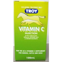 Troy Vitamin C Injection. 100ml