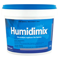 Virbac Humidimix. Electrolyte Replacer For Horses