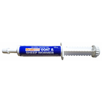 Oralject Goat & Sheep Wormer 30g Tube