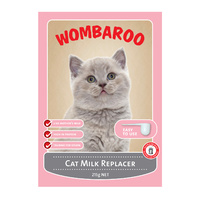 Wombaroo Cat Milk Replacer. 1kg