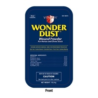 Vitaflex Wonder Dust Wound Powder For Animals 113.4g