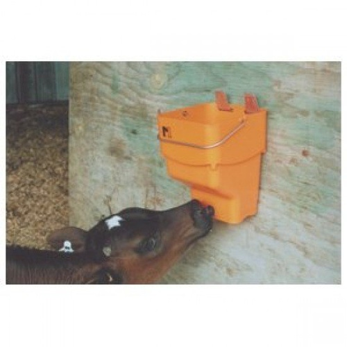 M1 Calf Feeder. Wall Mount or Rail Hang [Type: Wall Mount - Pre Order 14 Day Delivery]