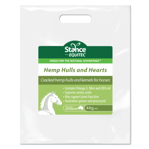 Stance Equitec Hemp Hulls And Hearts 4kg