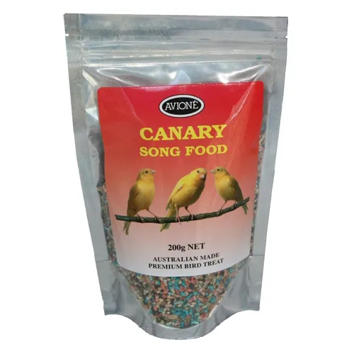 Avione Canary Song Food 200g