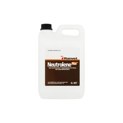 Neutrolene Plus 5 Litre