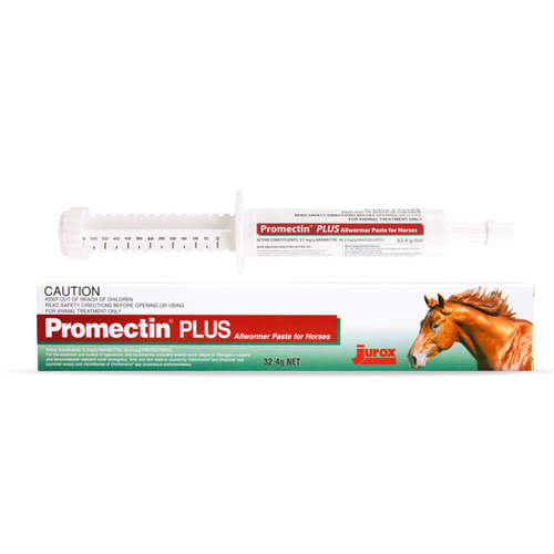 Promectin Plus Allwormer Paste For Horses